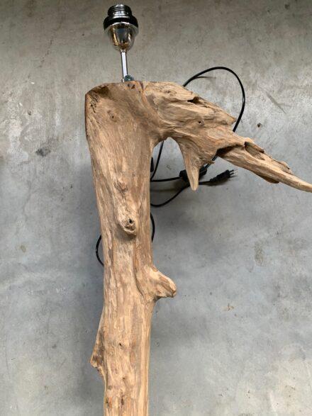 Wandlamp root