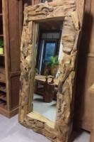 Spiegel drijfhout 180x90