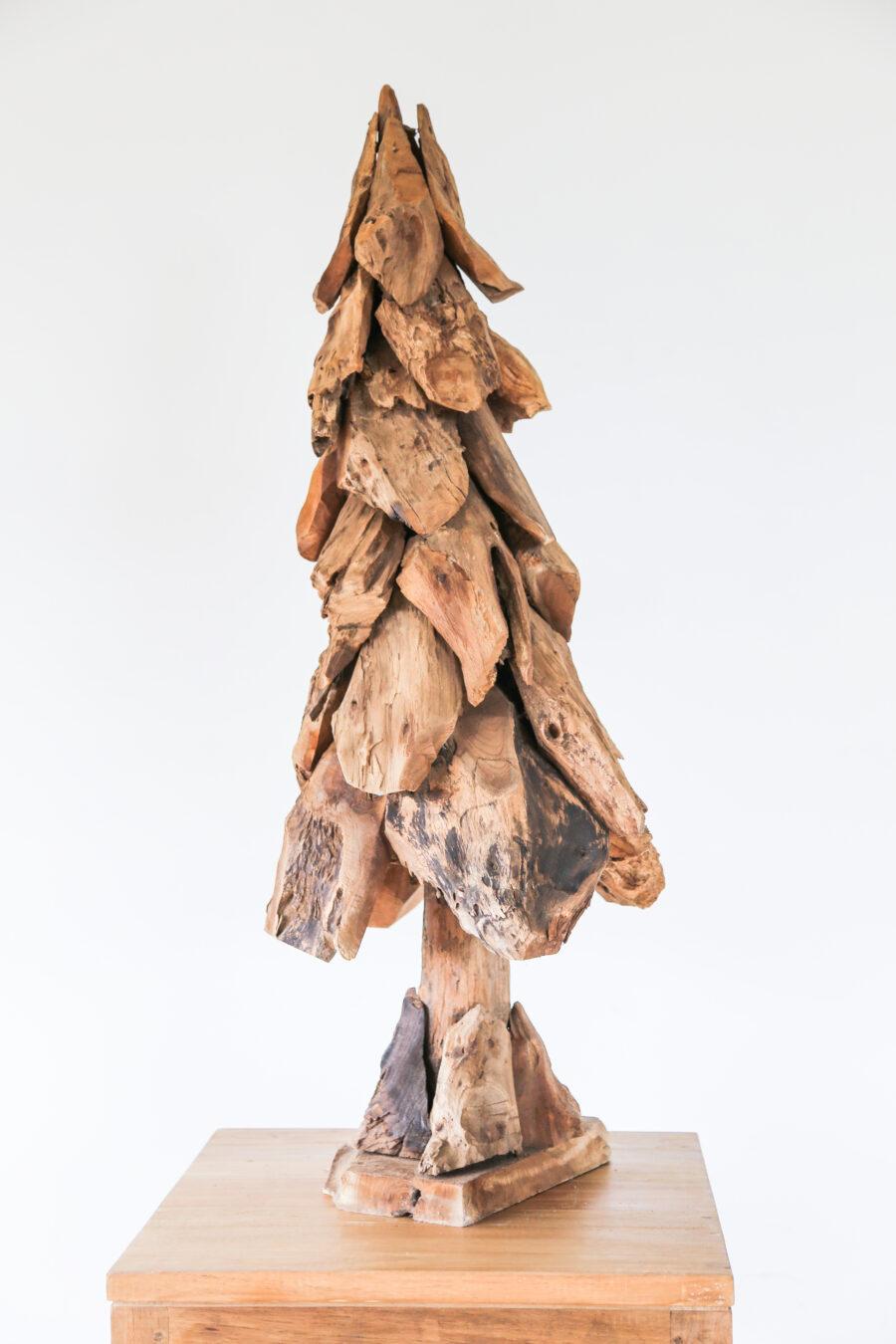 dennenboom drijfhout