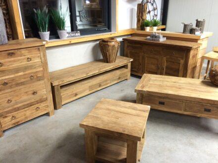 Voordelige teakhouten meubelen teak - Solide teakhout ...