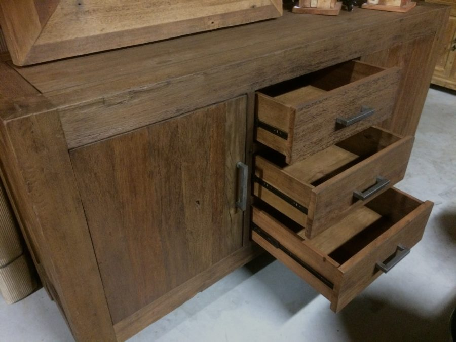 Dressoir Exotic wood