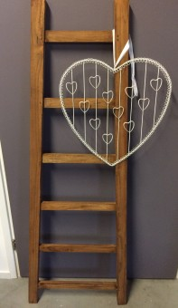 Decoratie ladder 150cm