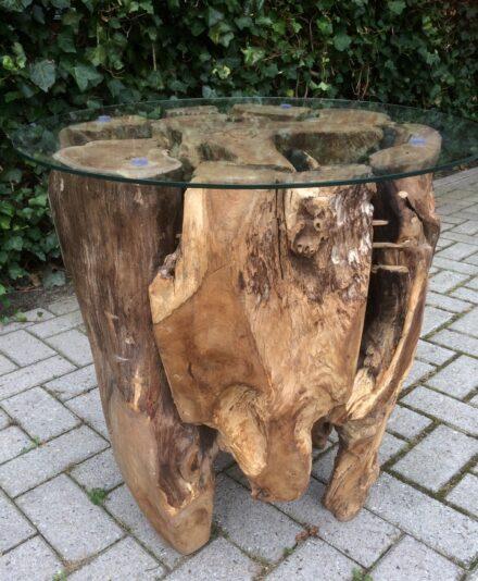 Root tafel glasplaat