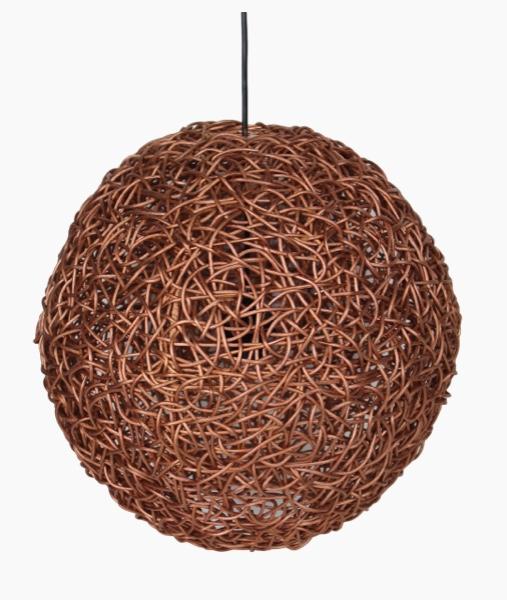 Hanglamp koper/koboo