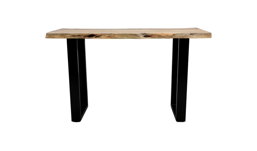 Sidetable acaciahout